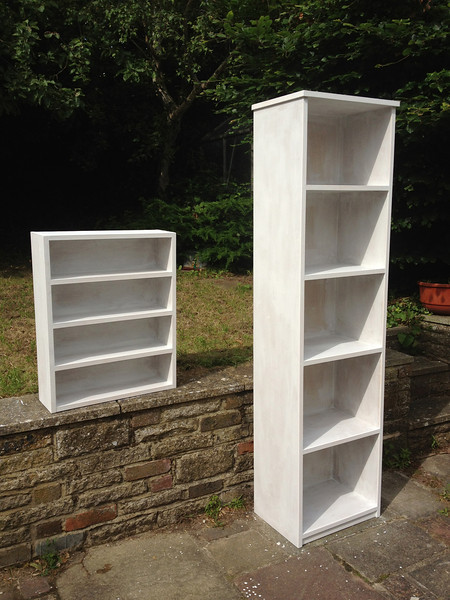Made to order bookcases