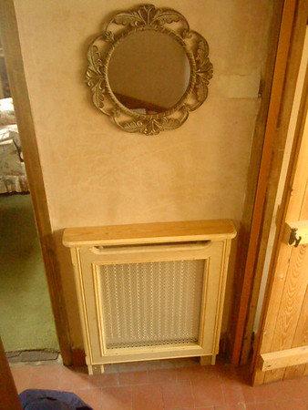 Cottage Radiator cover