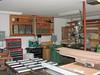 Workshop right back corner