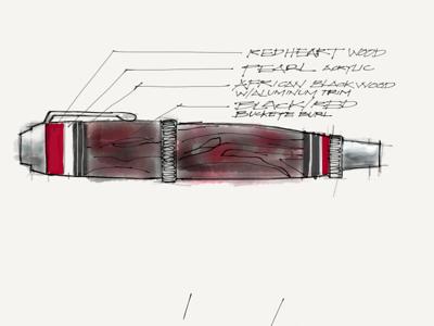 TWIP  Pen  for Frederick Van Johnson