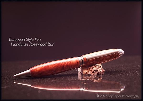 European Style Pen