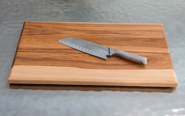 Hickory Face Grain Cutting Board / Charcuterie Tray