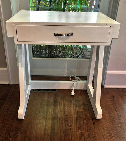 Child's Desk with Charging Station.