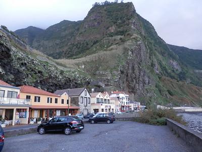 North shore of Madeira