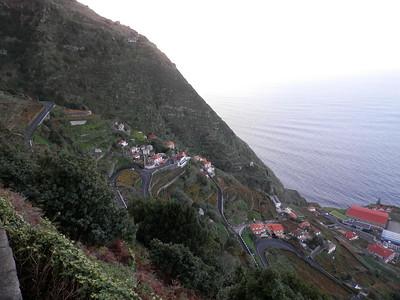 Southern shore, Madeira