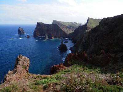 Eastern shore, Madeira