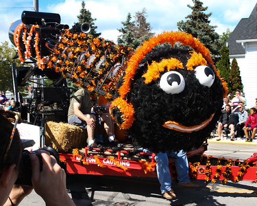 September 23, 2018. The 46th Woollybear Festival in beautiful Vermilion.