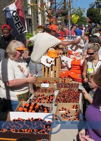 September 28, 2014, Vermilion's 42nd Woollybear Festival.