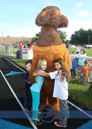September 28, PART II, Vermilion Woollybear Festival--YMCA WORLD'S GREATEST KIDS RACE.