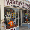 Popular, locally owned T-shirts and more store.