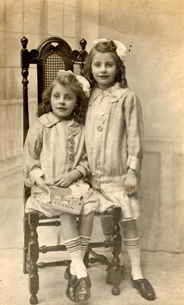 Unknown twins.