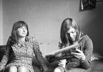 Helen Hodgson and Rose Knight
