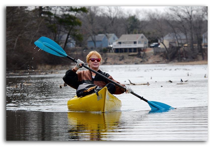 Kayaking Katey