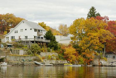 443 Lake Ave Foliage