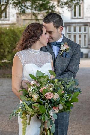 Mitton Hall - Wedding Photographer