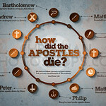 The apostles and their deaths