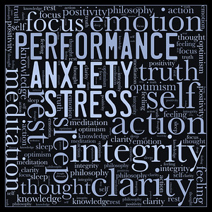 Performance Anxiety Stress