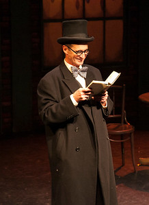 "A ""regular Scrooge"" revels in the precision of grammar.  (""Christmas and Relative Pronouns"")   Photo credit: Julie Schuchard"