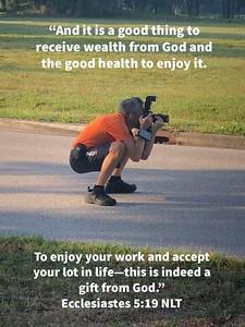 Ecclesiates 5:19 NLT
