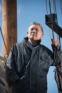 Randall Wong as The Polar Spirit