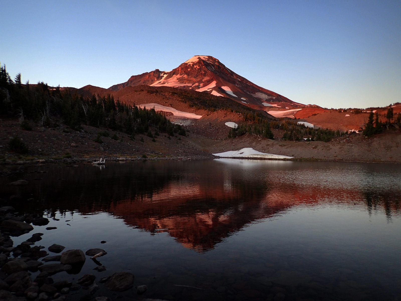 South Sister Three Sisters Wilderness Oregon