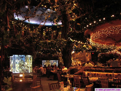 Gome rainforest resturant