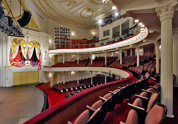 Fords Theater, Washington DC