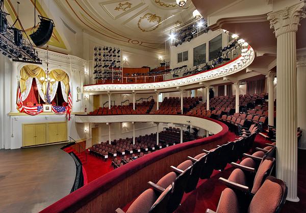 Fords Theater, Washington DC