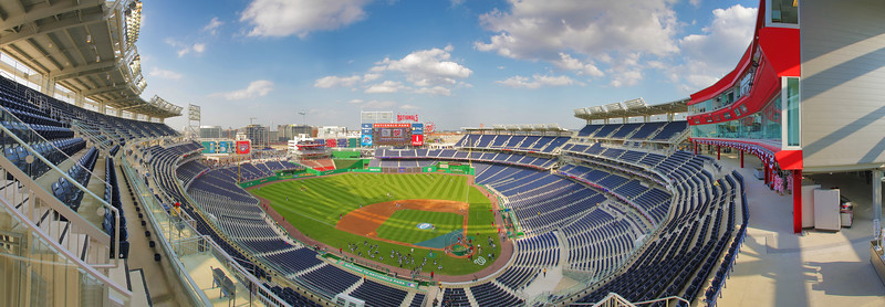 Nationals Park, Washington DC