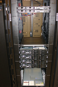 VMware ESX Host Servers hosting many virtual (guest) servers and some other physical servers