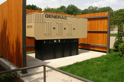 Generator for longer power outages