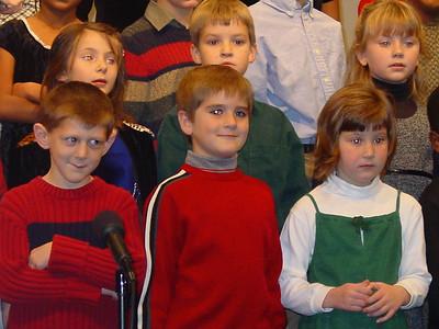 Nate kindergarten?