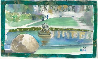 No 116 Le jardin Rodin