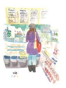 No 41 Le petit marché du coin