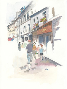 NO 29 Rue Norvins