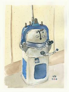 No 144 robot olympus