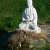 Insight Meditation Society's Buddhist retreat center in Barre, Massachusetts.  July 15, 2011