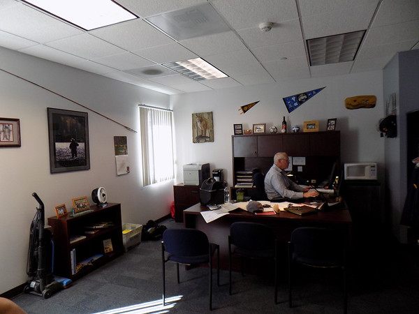 Coach's Office