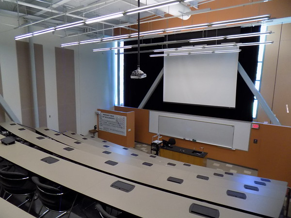 New Lecture Hall