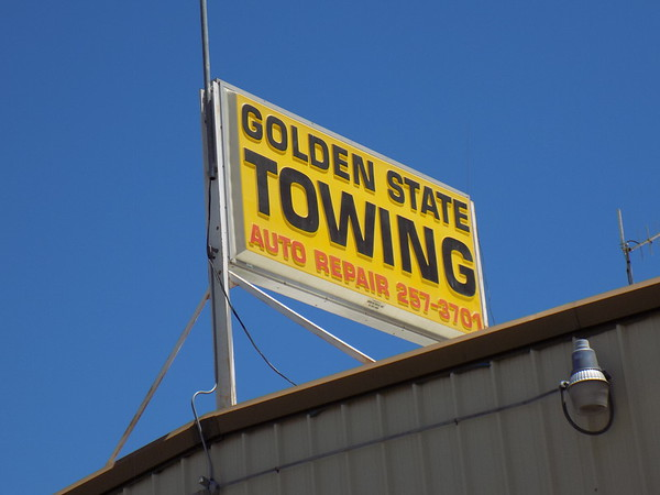 Golden State Towing NEW