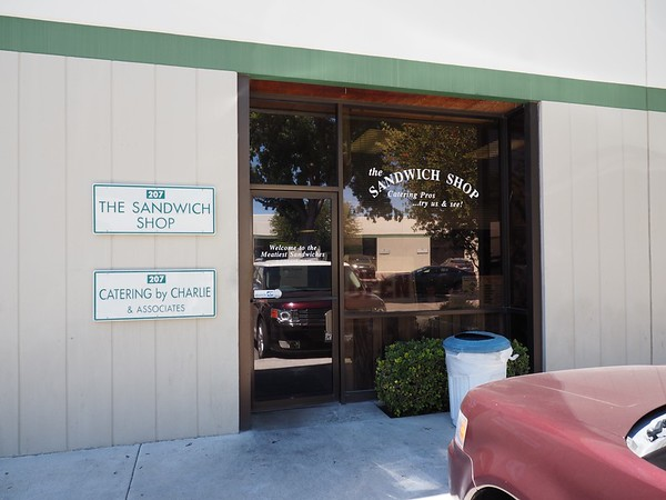 The Sandwich Shop