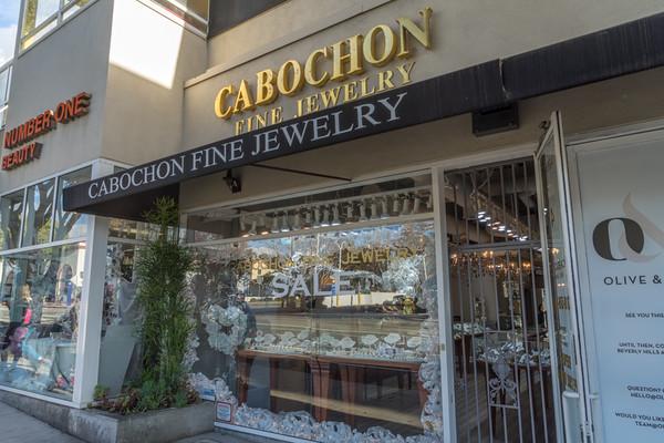 Cabochon Fine Jewelry