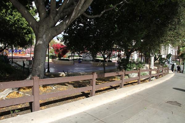 El Pueblo Courtyard