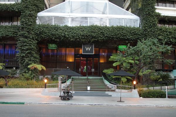 The W Westwood