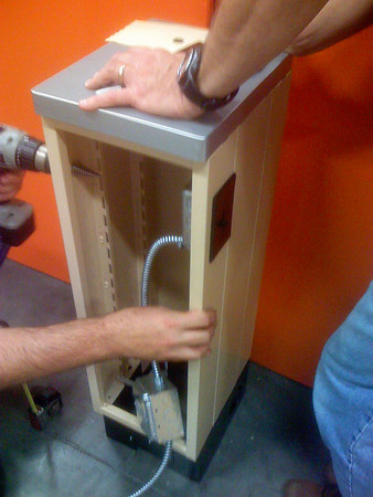 Home Depot Checklane: Second Prototype