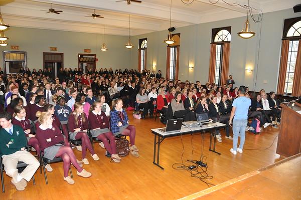High School Leadership Day - Nov. 12, 2015