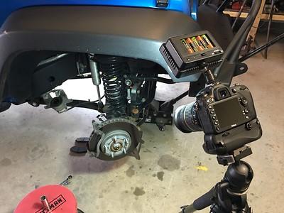 Dynatrac Brake Installation