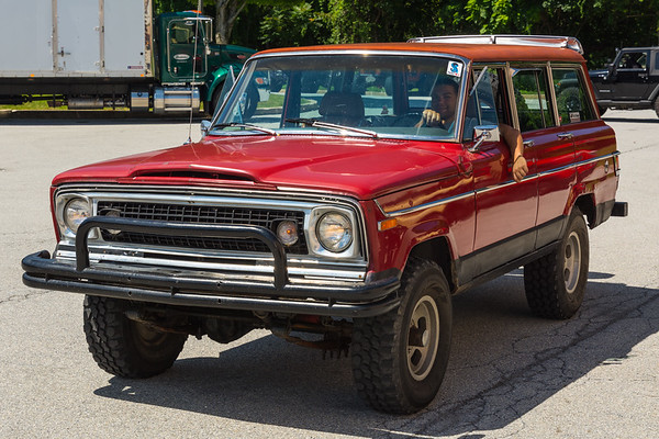 Jeeps Java - 7-9-17