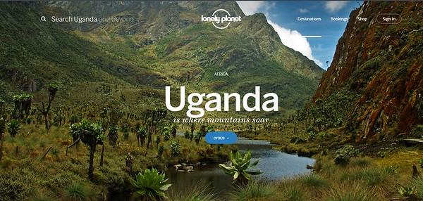 Rwenzori in Uganda