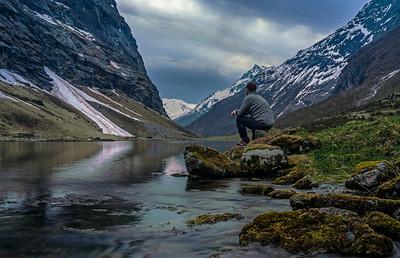 Sunnmøre Alps